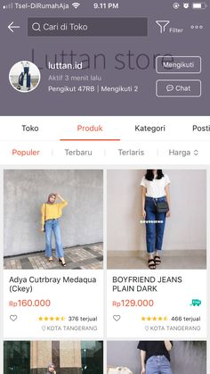Online Shop Baju, Shoping Online, Cheap Stores, Casual Hijab Outfit, Shops, Anime Girl Cute, Doa, Hijab Fashion, Trendy Outfits