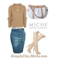 """""""January 2014 Miche Demi Marcy"""" by miche-kat on Polyvore January 2014 Miche Demi Marcy $39.95 http://www.simplychicforyou.com/"""