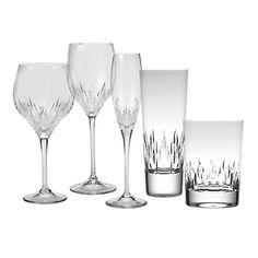 Tumblers vintage and glasses on pinterest - Vera wang martini glasses ...