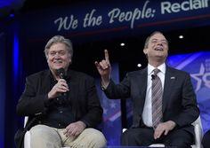 Priebus: Trump Considering Amending or Abolishing 1st Amendment
