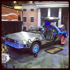 Back to the future. Phoenix Comicon 2015