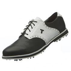 online retailer 9a0a8 2388b TRUE classix BlackWhite (Reverse Saddle). Beautiful! 4 Golf Shoes