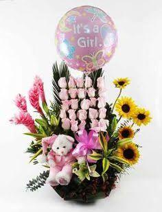 arreglos de flores niño - Buscar con Google