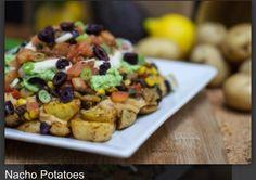 Nacho Potatoes