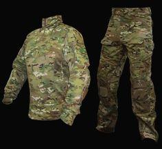 MULTICAM Combat Shirt Pants Gen3 Uniform Suit Set Paintball Hunting Airsoft