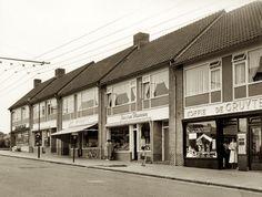 Arnhem,  Sperwerstraat 1954