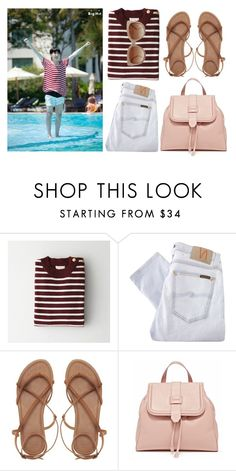 """""""BTS J-Hope"""" by banana-lee ❤ liked on Polyvore featuring Demylee, Nudie Jeans Co., ASOS and STELLA McCARTNEY"""