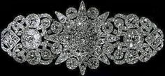 The Diamond Cockade Brooch has been worn to three coronations and used in its present form by four queens.