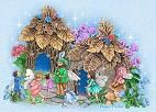 Vetíthető mesék Children's Literature, Digimon, Floral Wreath, Wreaths, School, Decor, Floral Crown, Decoration, Door Wreaths