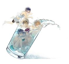 This is somehow adorable.  //  Free!