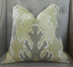 Decorative Designer pillow cover  Kelly Wearstler by elegantouch, $85.00