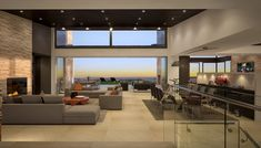 Majestic mega estate with sweeping Pacific Ocean views