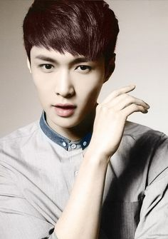 Lay. Today we fell in love. A one-sided love. I won't mention which side is the one aware of all this. #itsasecret. ^_^