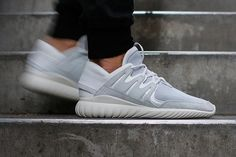 "adidas Tubular Nova ""White"" - EU Kicks: Sneaker Magazine"