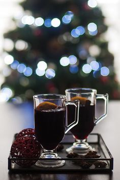Blog Dit i fet. Glühwein o vino caliente especiado