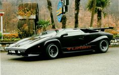 Lamborghini Countach LP5000S Twin-TurboMid 80's !