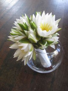 Water Lily Bouquet