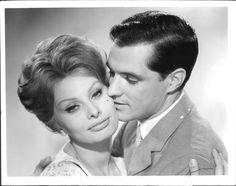 1971 Sophia Loren & John Gavin