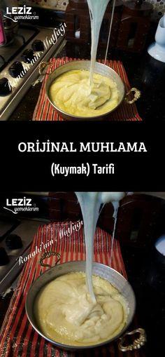 Orijinal Muhlama (Kuymak) Tarifi Dinner Recipes, Dessert Recipes, Desserts, Turkish Recipes, Ethnic Recipes, Food Articles, Turkish Delight, Original Recipe, Iftar