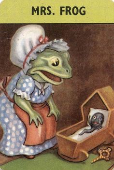 Mrs. Frog, the mother, is responsible for not teaching her son to respect women. Your tad left his wife, had an affair with another man's wife and had a few more after that in your precious Lakeland city and counting. To the son, it's no wonder God didn't give you a daughter. You wouldn't have known how to treat her and you wouldn't have cared if another man would have treated her the same way you do and that goes for your 'brothers.' Just sayin'