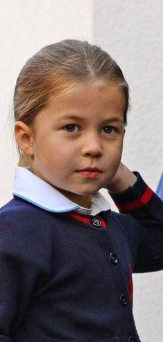 Fit to be a princess indeed! Princesa Charlotte, Princesa Kate, William Kate, Prince William And Catherine, English Royal Family, British Royal Families, Royal Princess, Prince And Princess, Duchess Kate