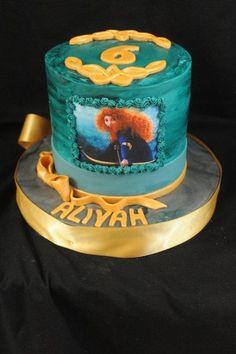 Brave Cake - Cake by Sugarpixy