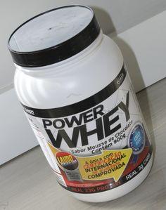Oi meninas! Hoje trouxe para contar para vocês sobre oPower WheydaPower Supplements. Bom, gostei bastante, ele tem sabor de Mousse de Chocolate, tem certificação de qualidade comprovada e é idea…