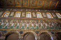 The Magnificent Ravenna Mosaics of S. Apollinare Nuovo