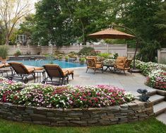 840 best Pool Landscaping and Decking images on Pinterest in 2018 ...