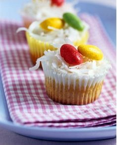 easter cupcakes #easter