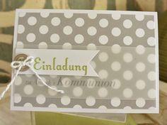 klikaklakas creative stuff: Communion – invitations, gifts Part I - Home Page Communion Invitations, Wedding Invitations, Paper Art, Paper Crafts, Diy Cards, Invitation Cards, Party Time, Party Favors, Book Art
