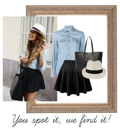 Need help styling cute #outfits? Upload your favorite #looks on http://spothis.com/, and our #fashion experts will send you similar matches.
