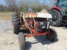 43hp Case 1190 utiliy tractor