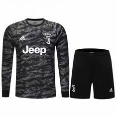 topjersey provides cheap and quality Juventus Goalkeeper Black LS Thailand Soccer Uniform with the information of price, image, size, style and others, easy for you to buy! Juventus Goalkeeper, Goalkeeper Kits, Soccer Uniforms, Team Uniforms, Soccer Jerseys, Jersey Uniform, Jersey Shirt, Kids Soccer, Club Soccer