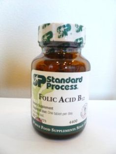 Folic Acid B12 90 Tabs: 1 a day, very important. Call for a free Nutrition Consultation with Dr. Kathleen Ruebbelke  309-797-9777