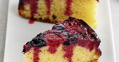 Berries become sweeter once frozen - meaning more fruity juice for a delicious looking cake. Frozen berries such as raspberries, blackberries and blackcurrants are great to keep in the freezer for impromptu puddings. Why not add them to this rich, fluffy almond cake to make it even more luxurious.