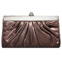 Purse Style 138 in Brown