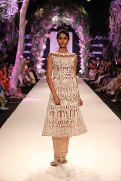 Manish Malhotra - Lakme India Fashion Week SR14