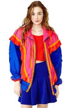Wild Style Ski Jacket