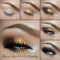 .@MaquillateconAurora GB | PICTORIAL ♥♥♥ This is a universal makeup, every color eye looks fabulous with... | Webstagram - the best Instagram viewer