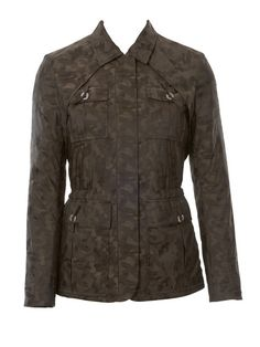 Template for Barbour Jacket