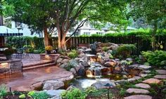 landscaping ideas for shady areas