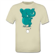 Elephant And Mouse T-Shirt