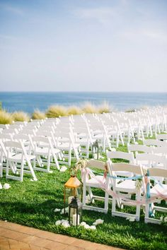 Photography : Rebecca Fishman, Birds Of A Feather Read More on SMP: http://www.stylemepretty.com/2014/03/14/bohemian-coastal-wedding-at-terranea-resort/