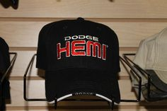 Dodge Hemi Hat...Come on in to Tucson Dodge at 4220 E 22nd St. SW Corner of 22nd & Columbus...or call 745-7915.