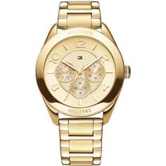 Tommy Hilfiger - Ladies Gold Plated Gracie Watch - 1781214 - RRP: £169.00 - Online Price: £140.00