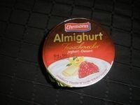 Almighurt Feinschmecker Himbeere Vanille