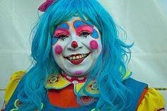 https://flic.kr/p/eexwvU | Clown, Zacatecas, Mexico | Clown at Zacatecas Arts and Culture Festival, 2013