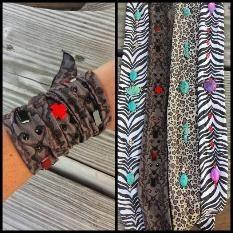 wrap bracelet/headband www.outhousejewels.com