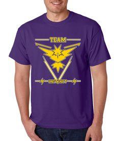 acd2e584 16 Best Pokemon Go Men's T-Shirt images | Shirt types, Shirts, T shirts